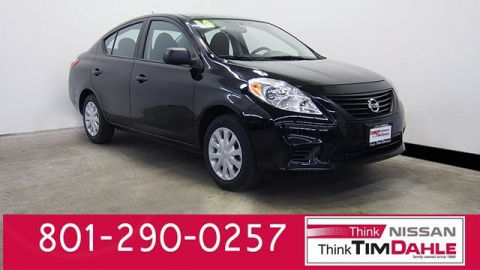 Pre-Owned 2014 Nissan Versa 1.6 S FWD 4D Sedan