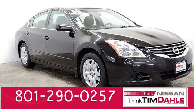 Pre-Owned 2010 Nissan Altima 2.5 S FWD Sedan