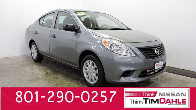 Pre-Owned 2013 Nissan Versa 1.6 S FWD Sedan